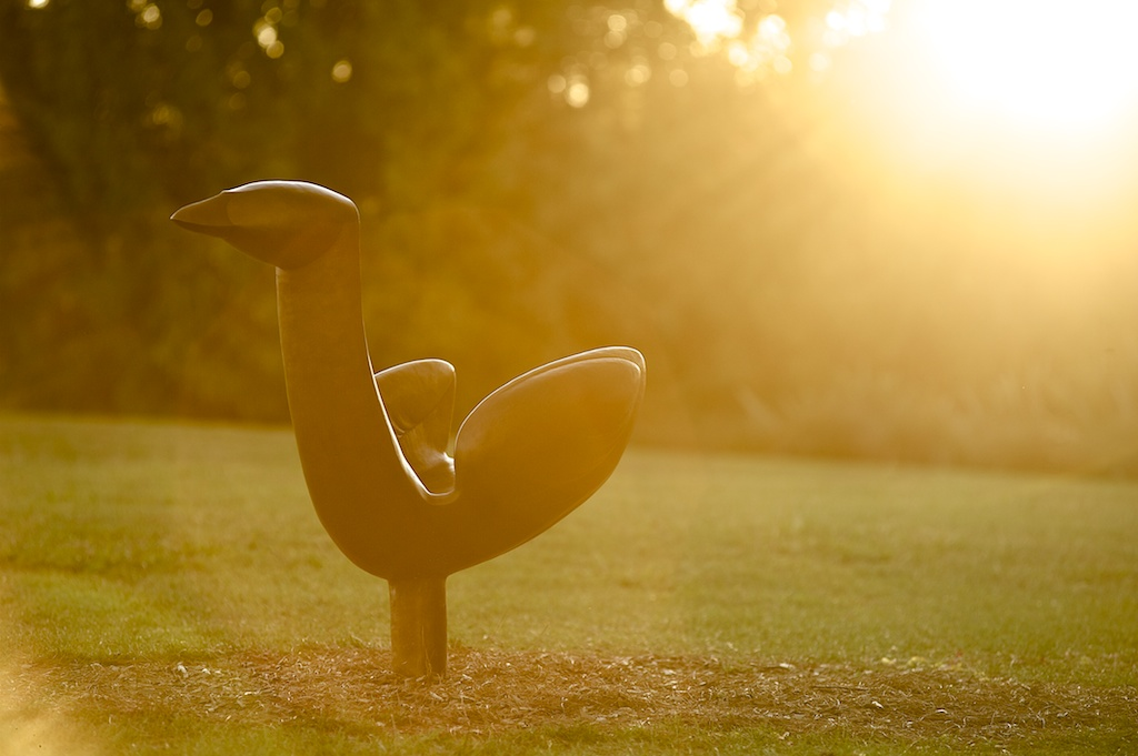 Golden Goose Egg Chair